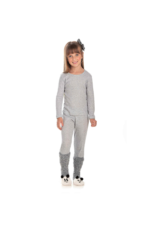 100/B -  Blusa Infantil Unissex Underwear