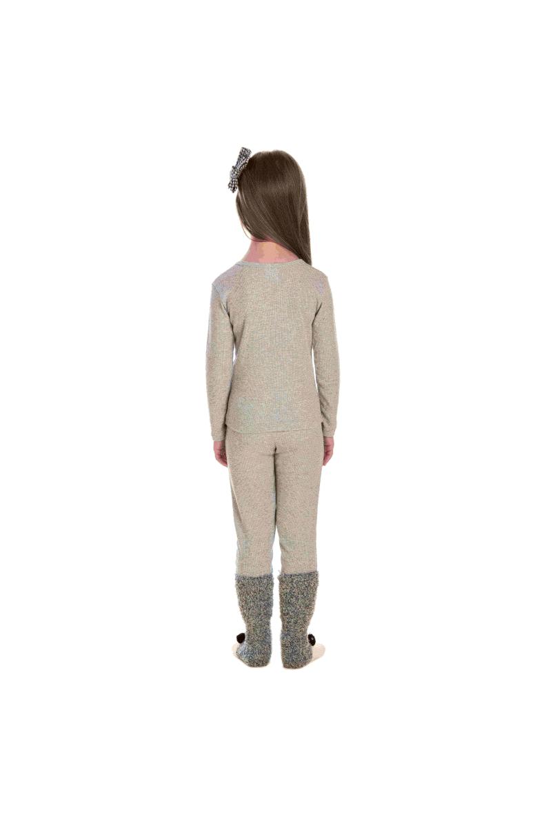 208/A - Blusa Infantil Unissex Underwear