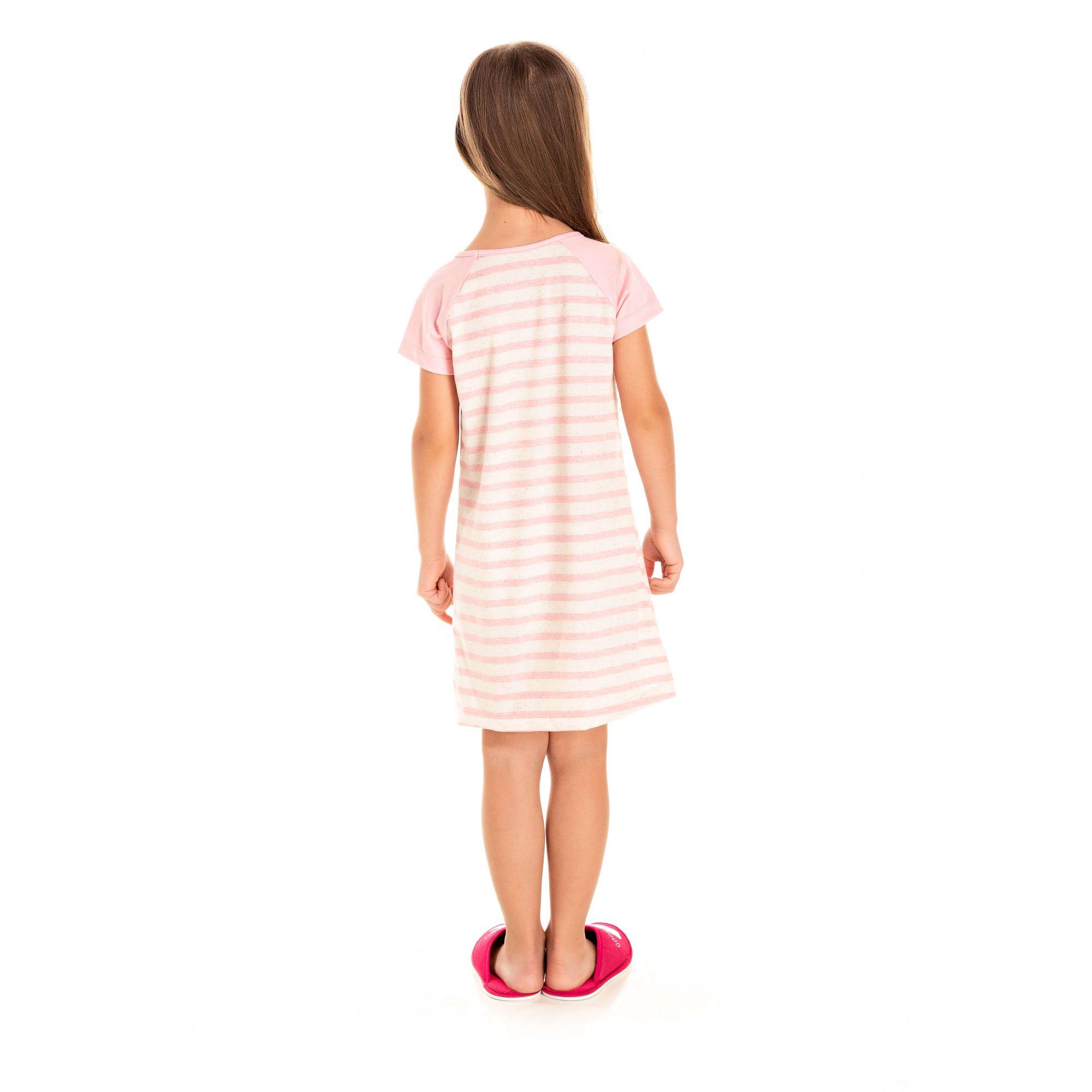 105/C - Camisola Infantil Feminino Picolé
