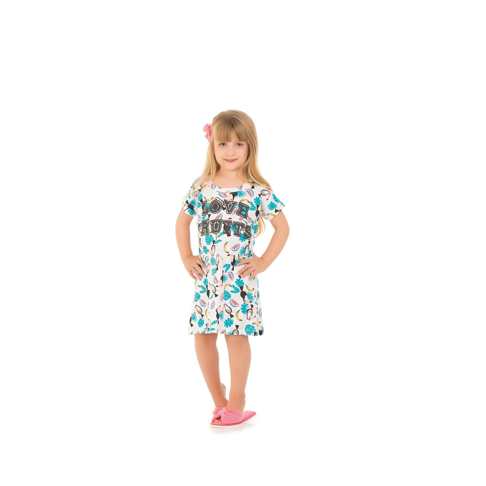 109/C - Camisola Infantil  Love Fruits