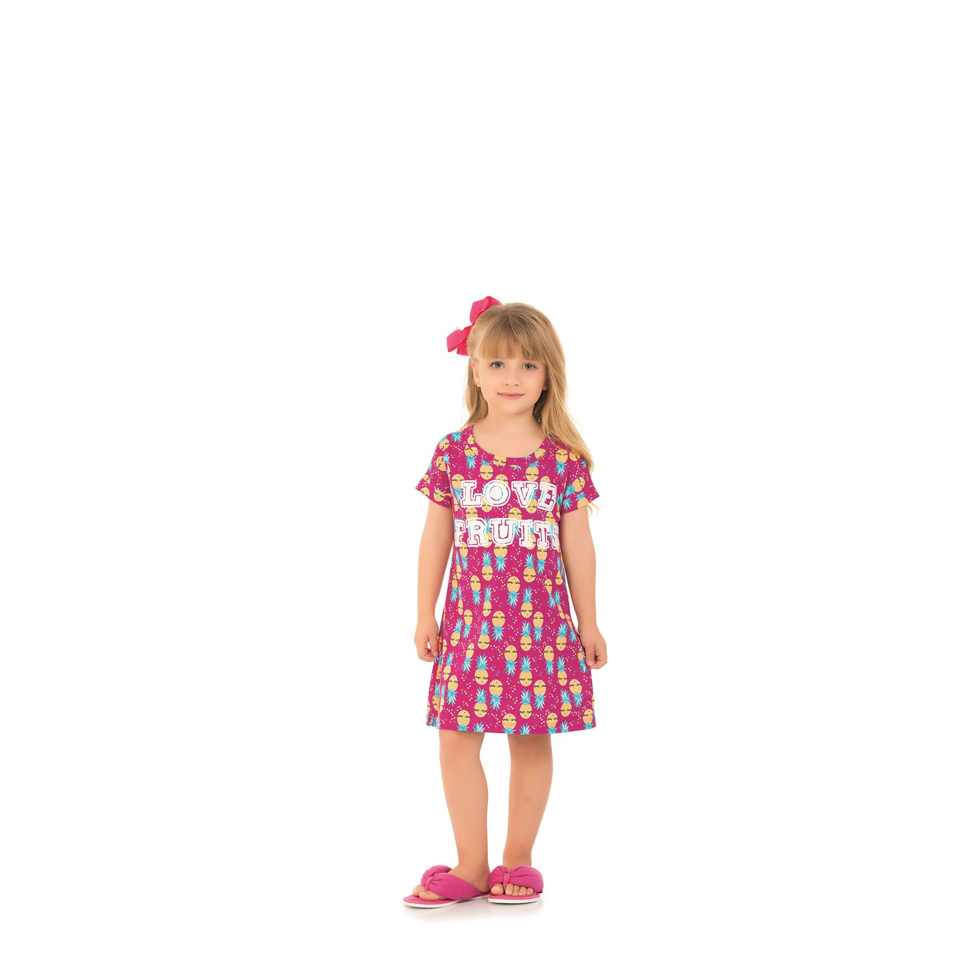 Camisola Infantil  Love Fruits