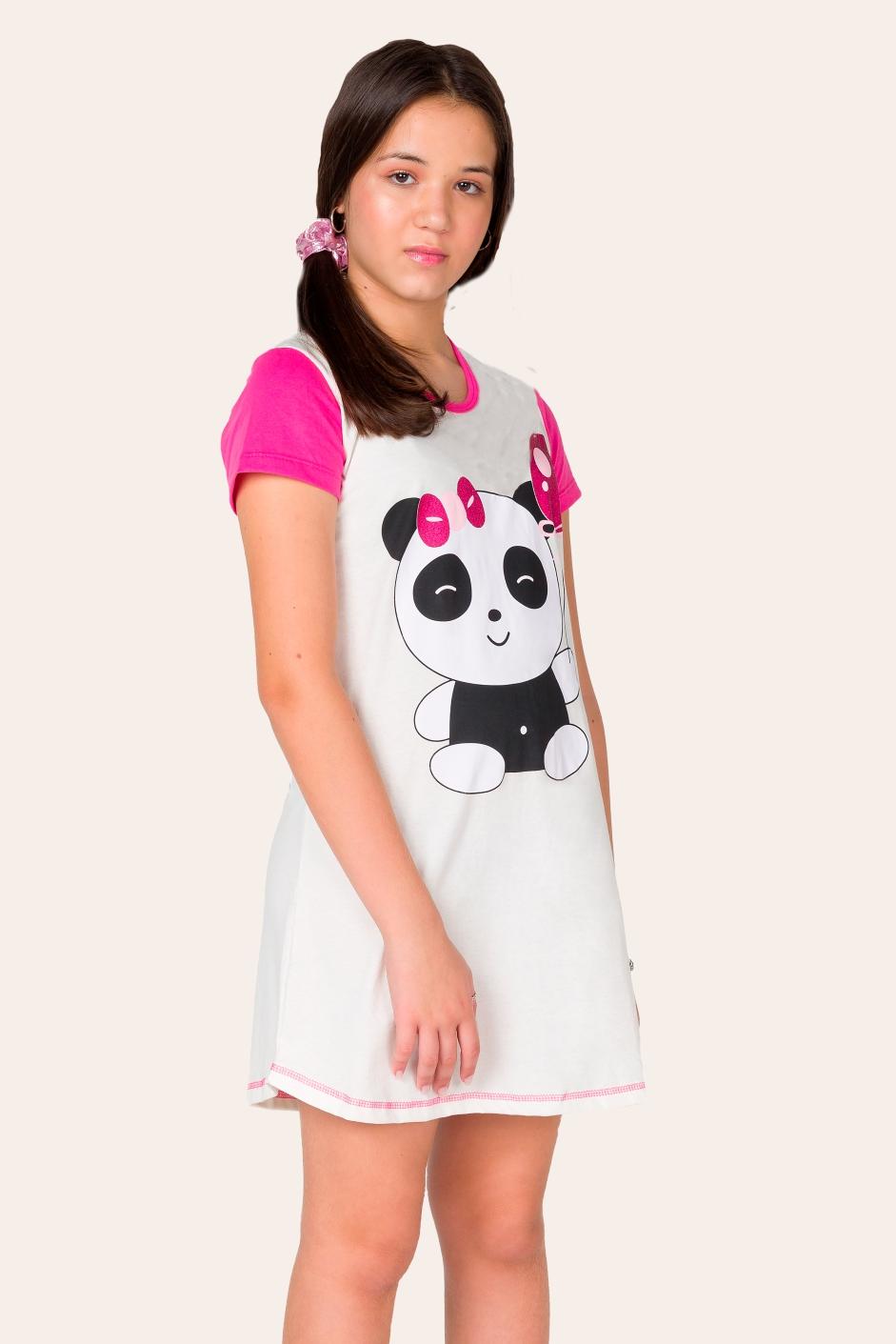 033/B - Camisola Juvenil Panda