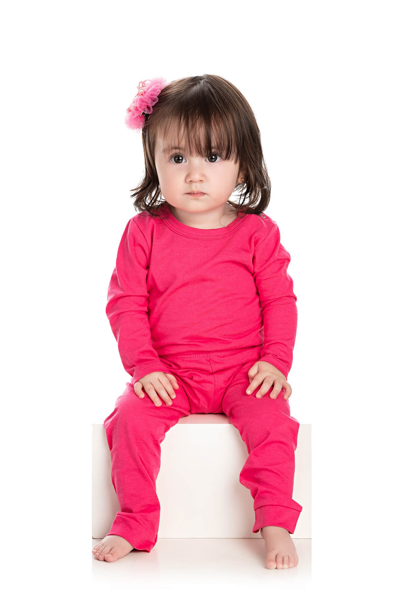 Conjunto Bebê Feminino Body e Calça