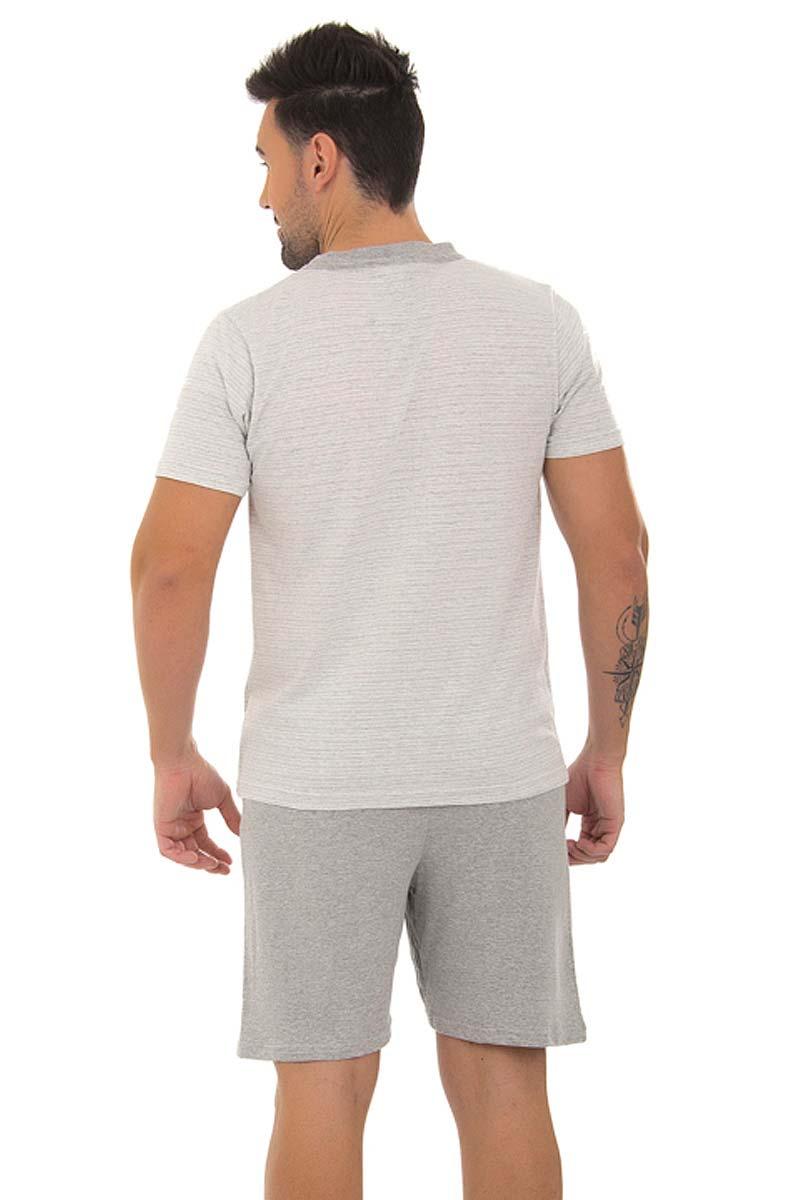 Pijama Adulto Masculino  Aberto
