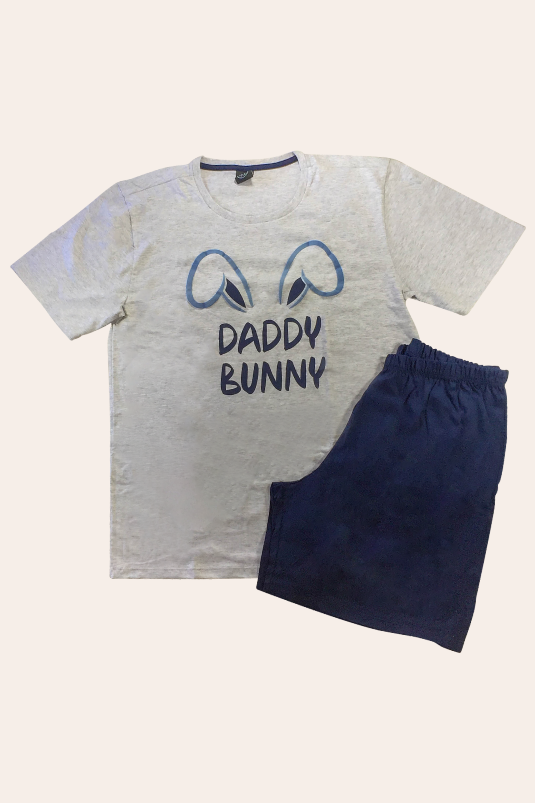 004/E - Pijama De Páscoa Para Família -  Adulto Masculino