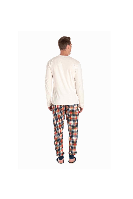 225/A - Pijama Adulto Masculino Happy Family