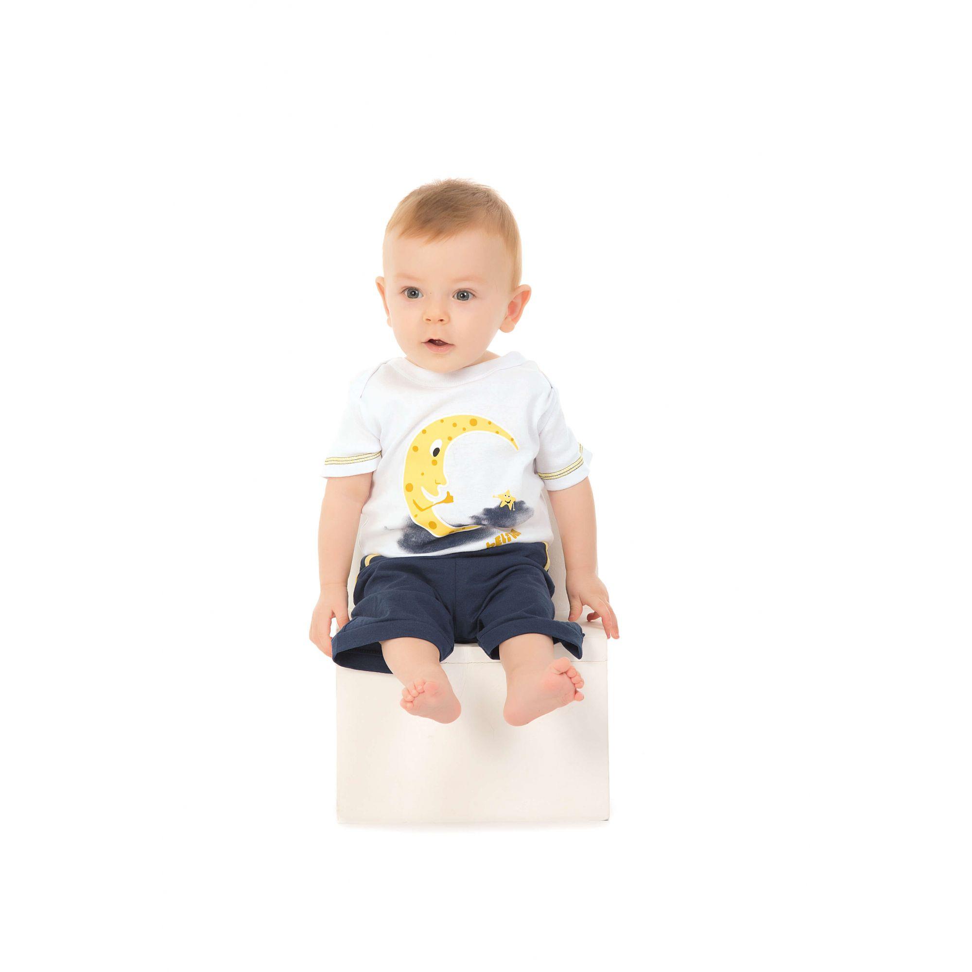 Pijama Body Masculino Bebê