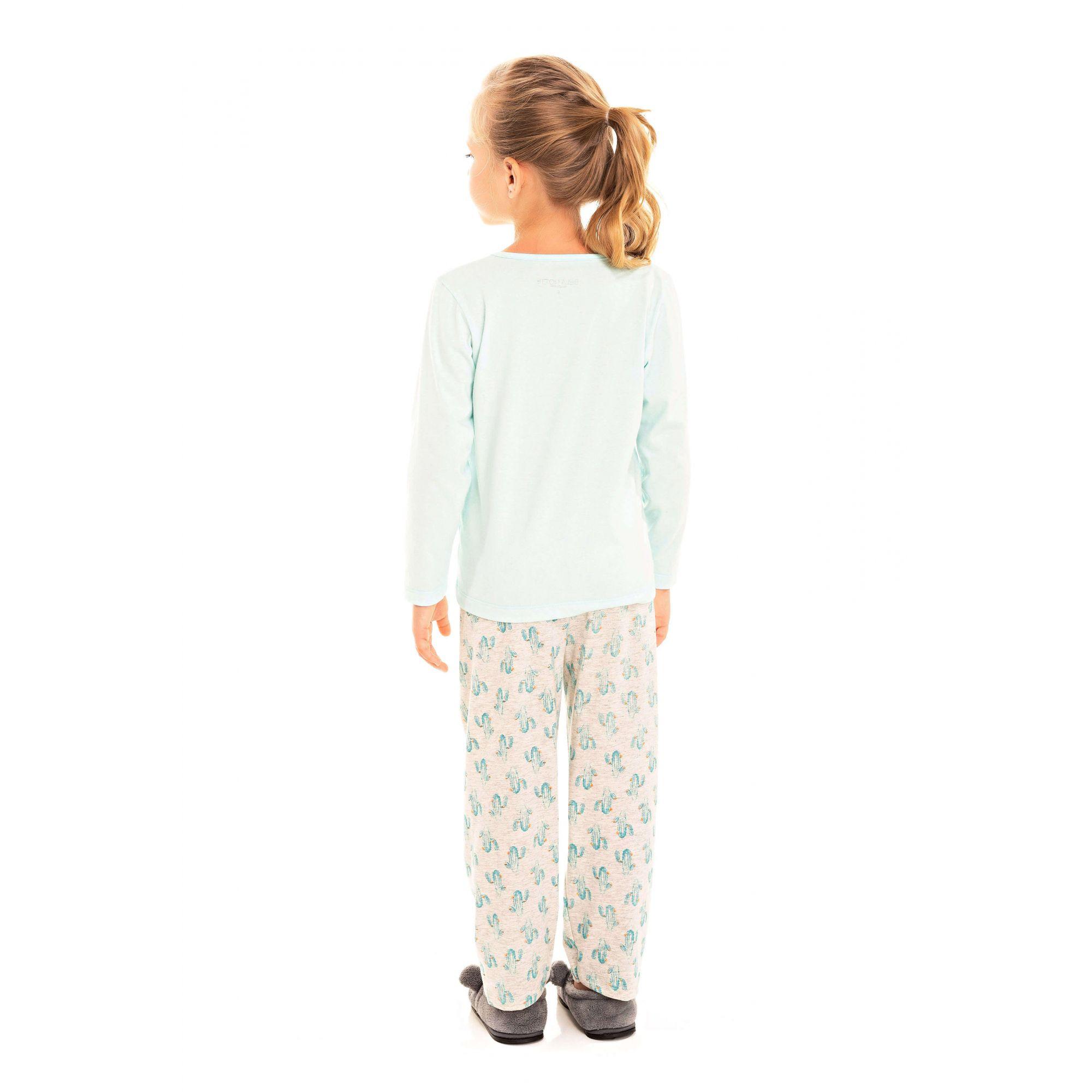 098/C - Pijama Infantil Feminino Belita Old West