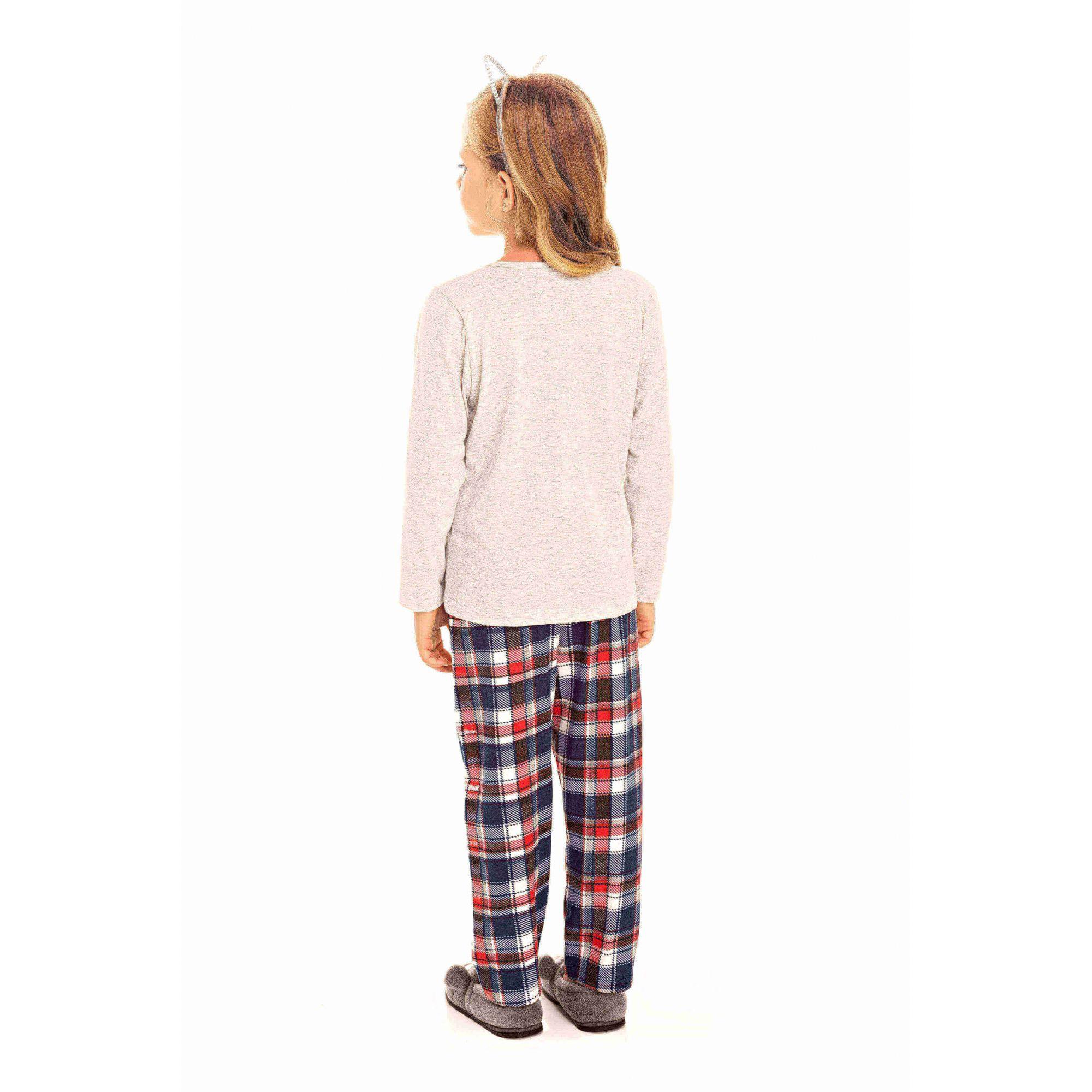 Pijama Infantil Feminino Friend's Forever