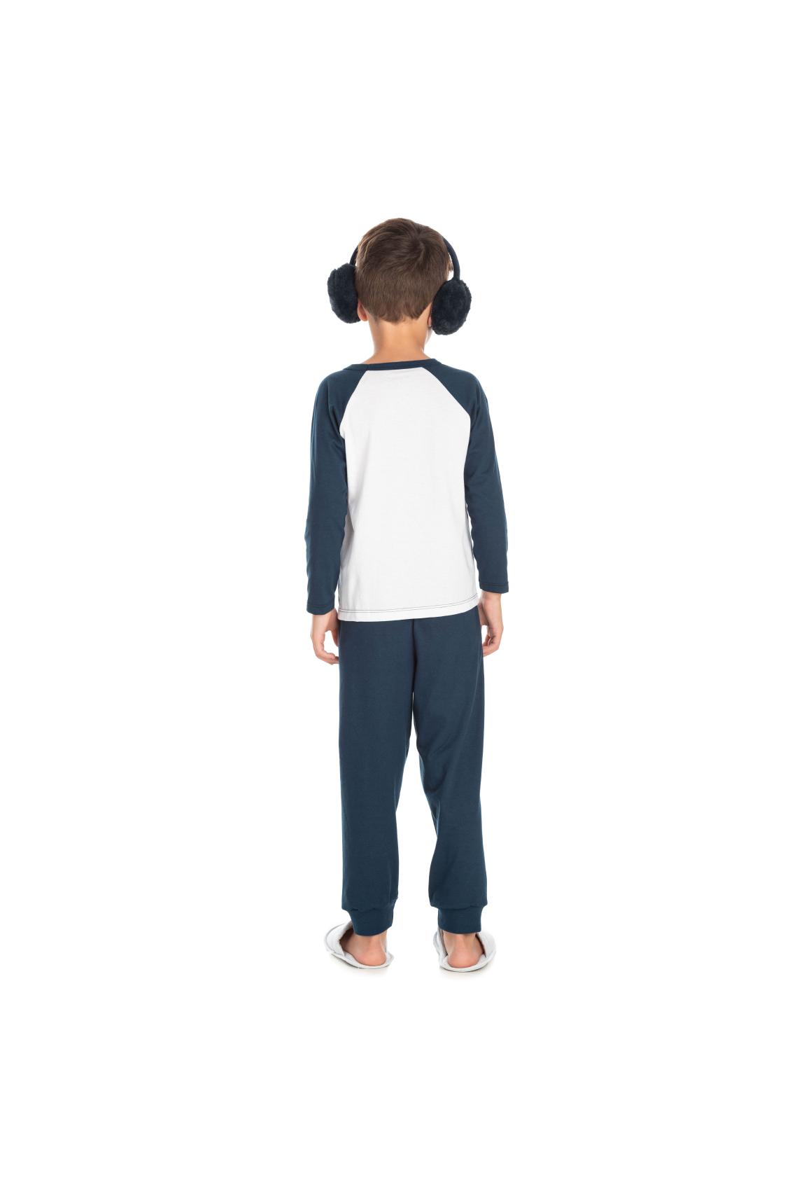 Pijama Infantil Masculino Bear Child