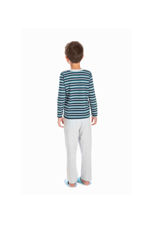 192/F - Pijama Infantil Masculino Brother Bear