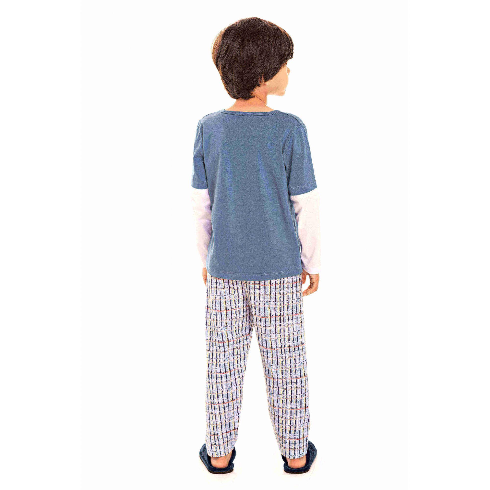 095/D - Pijama Infantil Masculino Dog