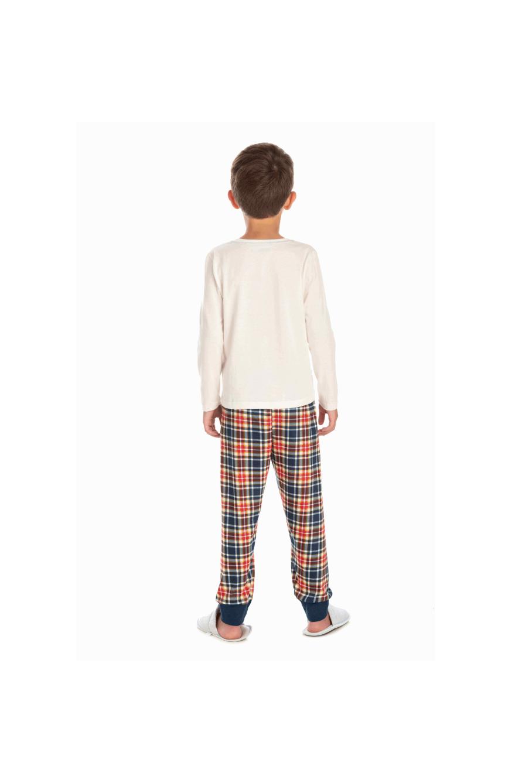 023/F - Pijama Infantil Masculino Happy Family