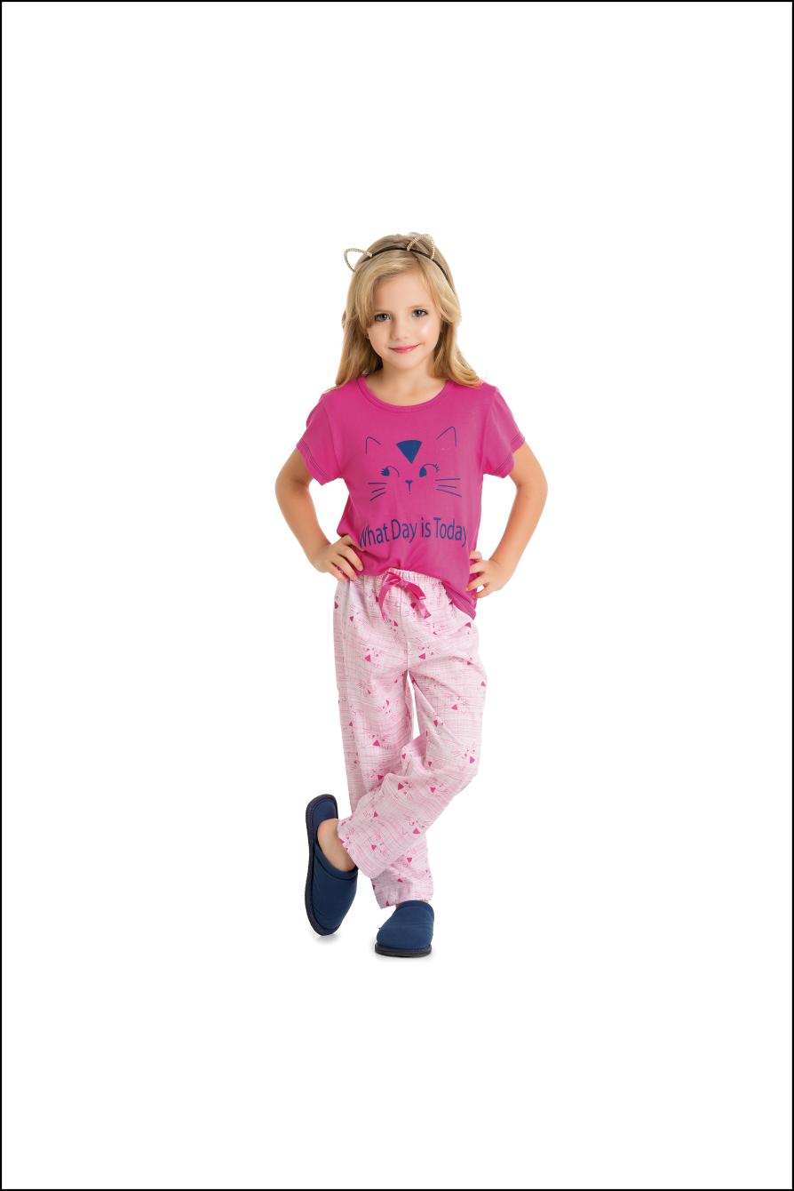 Pijama Infantil Tal Mãe Tal Filha