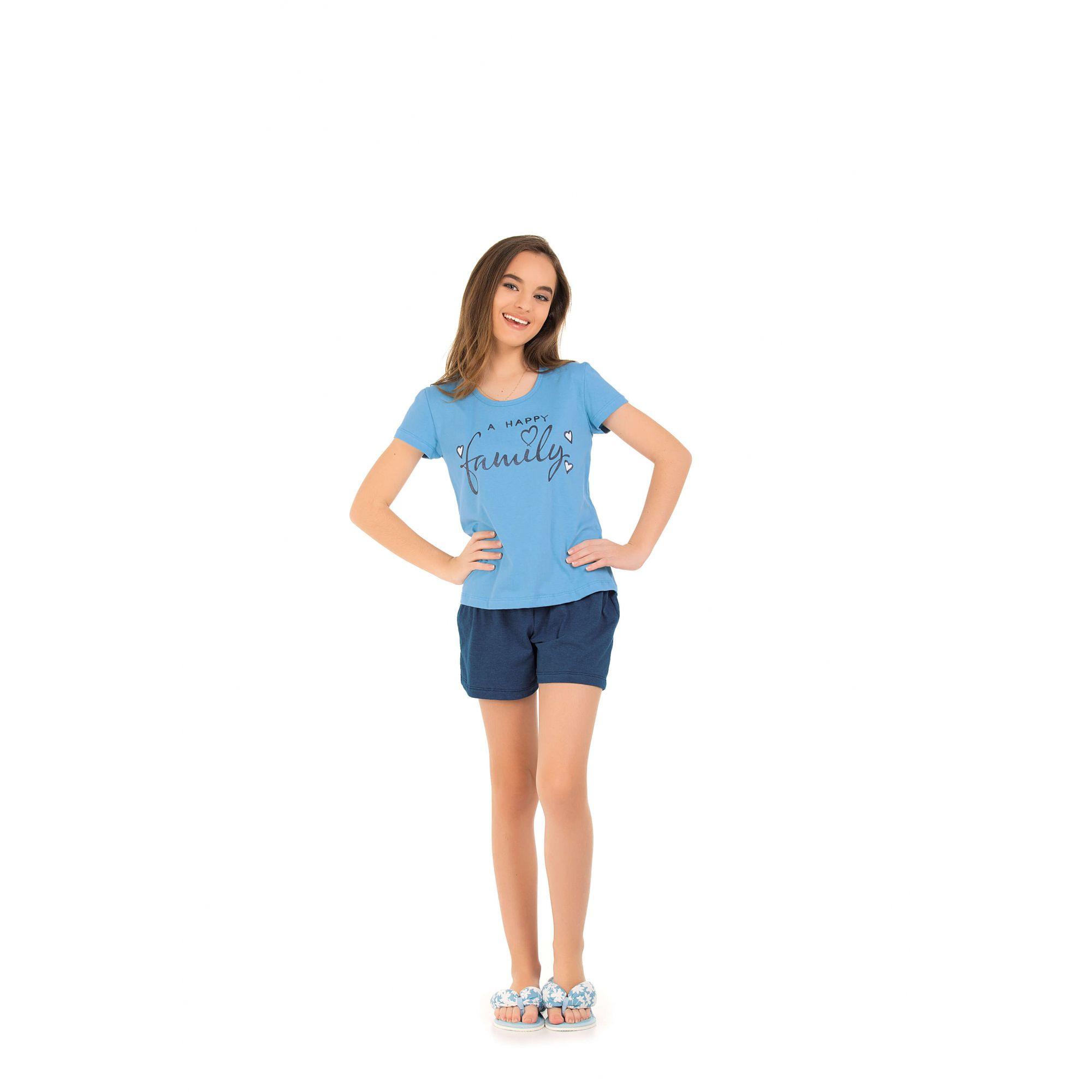 108/B - Short Doll Juvenil Family
