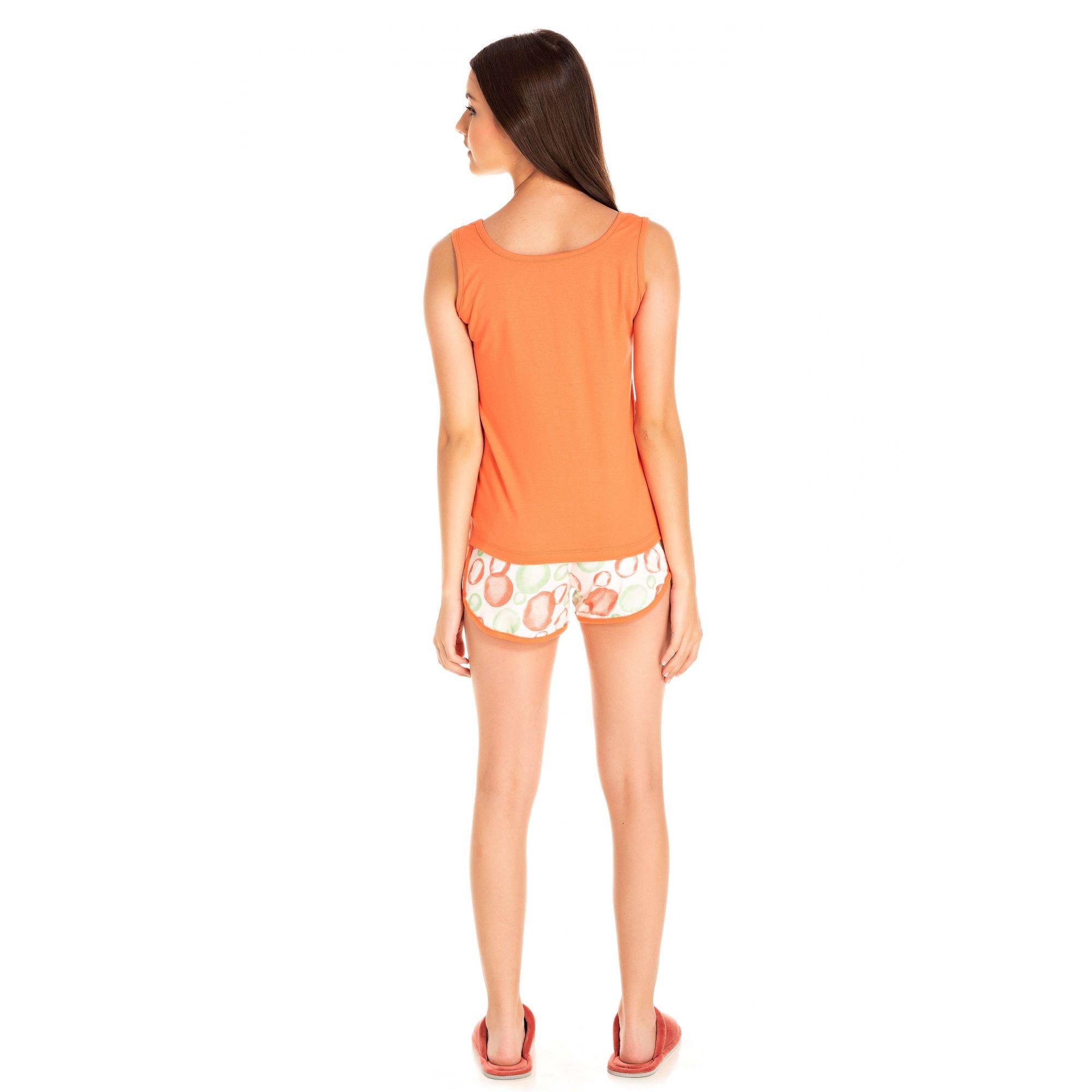 221/A - Short Doll Juvenil Feminino Summer