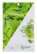 Máscara facial Antioxidante Chá Verde