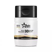 MATIZADOR GLOSS 3D MASTER BLACK - 100 ML - MAGIC COLOR