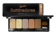 Paleta de Iluminadores My Addiction - LUISANCE
