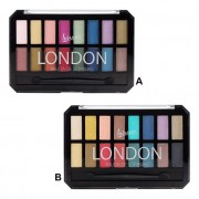 PALETA DE SOMBRAS LONDON