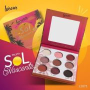 Paleta de Sombras Luisance Sol Nascente