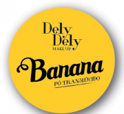 Pó HD Translucido Banana Dely Dely