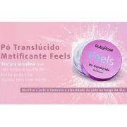 PÓ SOLTO TRANSLÚCIDO MATIFICANTE FEELS RUBY ROSE