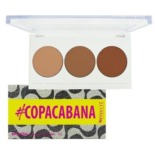 BOCA ROSA BEAUTY PALETA DE CONTORNOS #COPACABANA