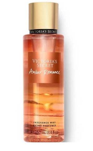 BODY SPLASH SECRET AMBER ROMANCE - VICTORIAS SECRET