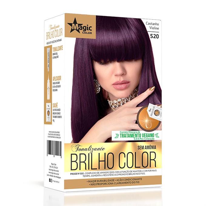 BRILHO COLOR - MAGIC COLOR - MAGIC COLOR