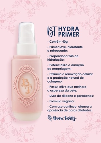BT HYDRA PRIMER - BRUNA TAVARES