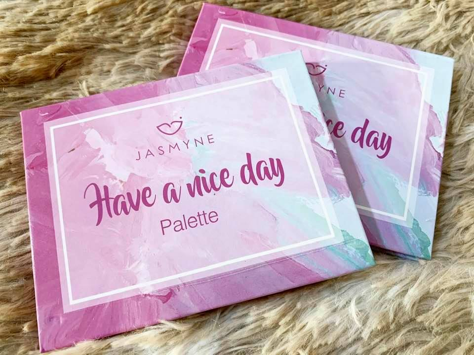 HAVE A NICE DAY PALETTE