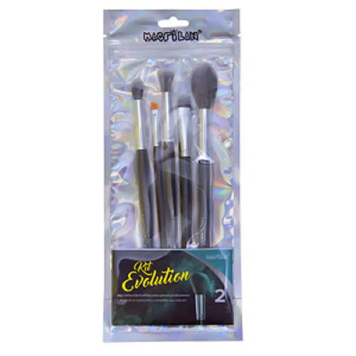 Kit Pinceis Evolution 2 Macrilan