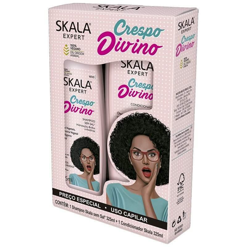 KIT SH + COND CRESPO DIVINO - SKALA