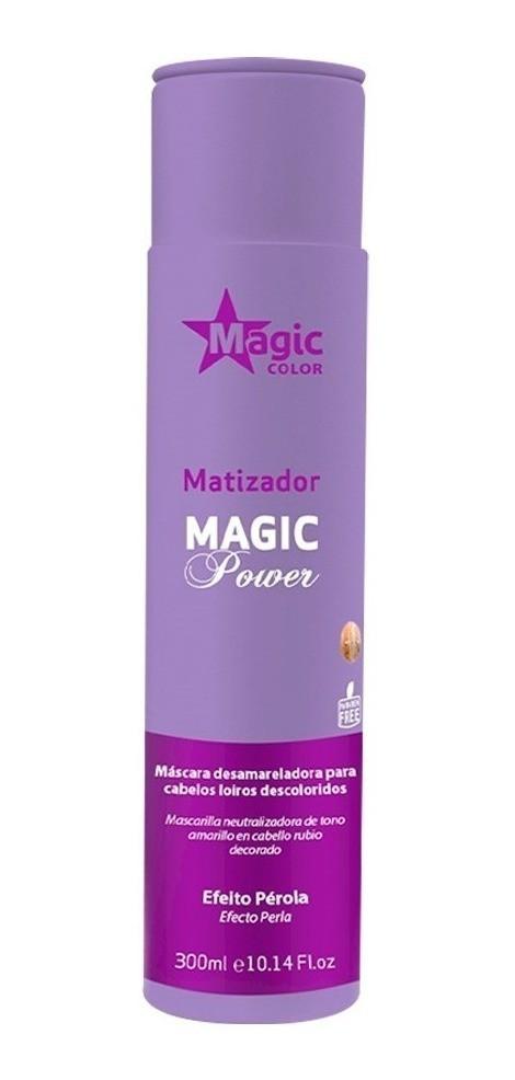 MATIZADOR EFEITO PEROLA 300ML - MAGIC COLOR