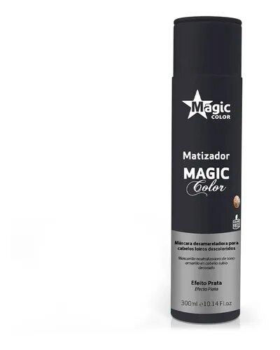 MATIZADOR EFEITO PRATA 300ML - MAGIC COLOR