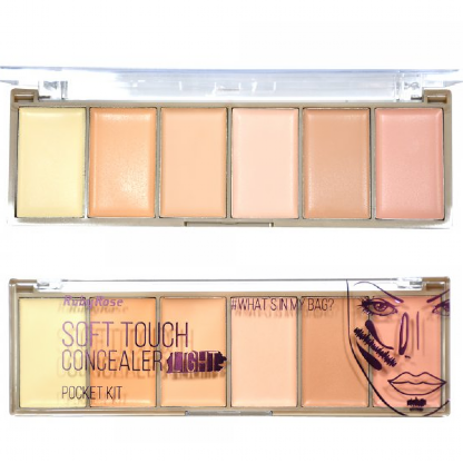 Paleta de Corretivo Pocket Concealer Light