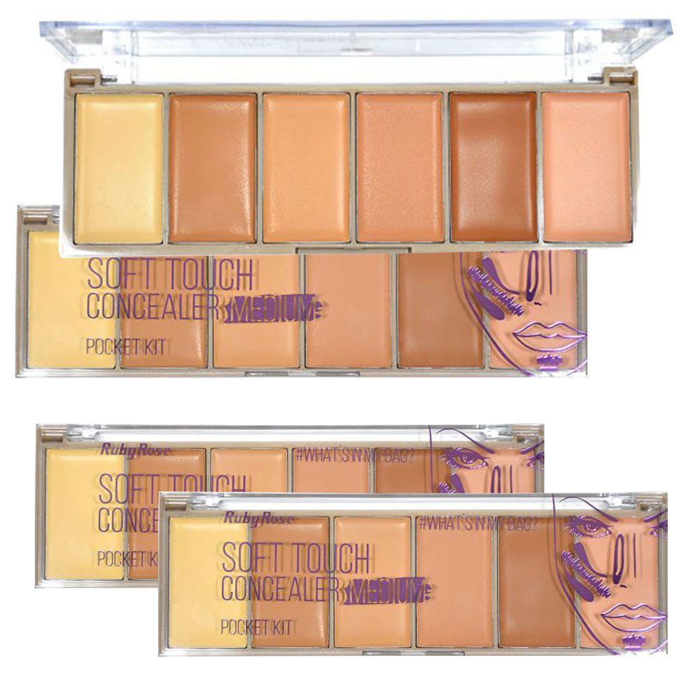 Paleta de Corretivo Pocket Concealer Medium