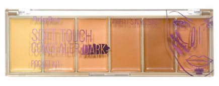 Paleta De Corretivo Soft Touch Concealer