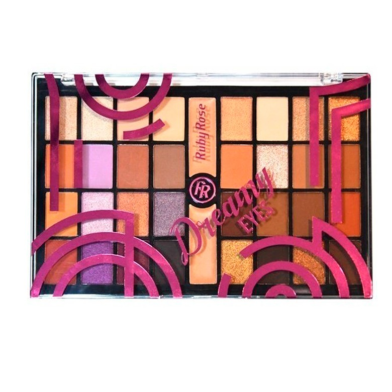 PALETA DE SOMBRAS CATCHY EYES - RUBY ROSE