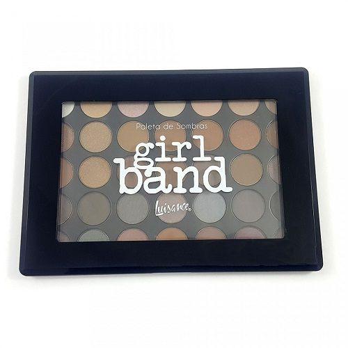 Paleta de Sombras Girl Band