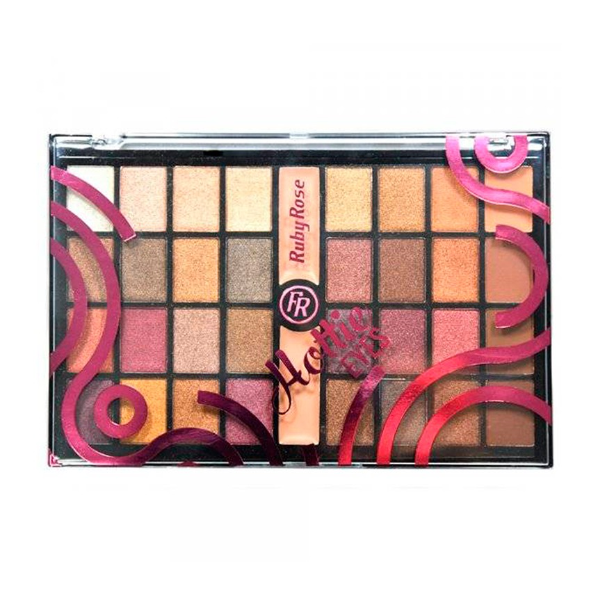 Paleta de Sombras Hottie Eyes HB 9975 - Ruby Rose