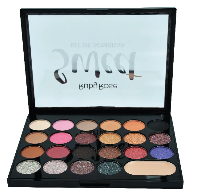 PALETA DE SOMBRAS SWEET - RUBY ROSE
