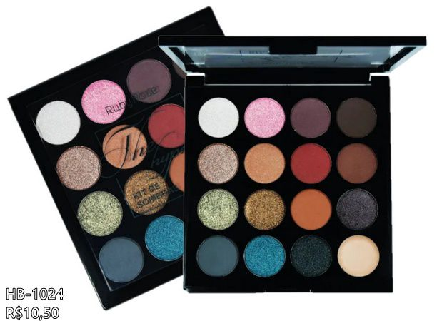 PALETA DE SOMBRAS THE HIPNOTYC RUBY ROSE