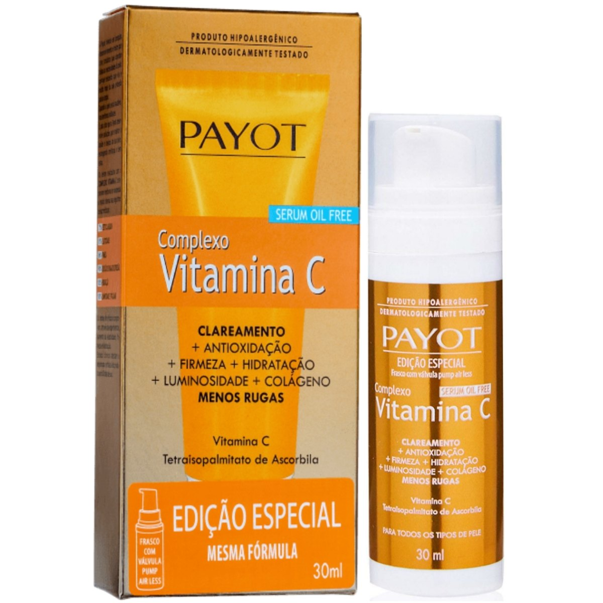 PAYOT COMPLEXO VITAMINA C 30 ML