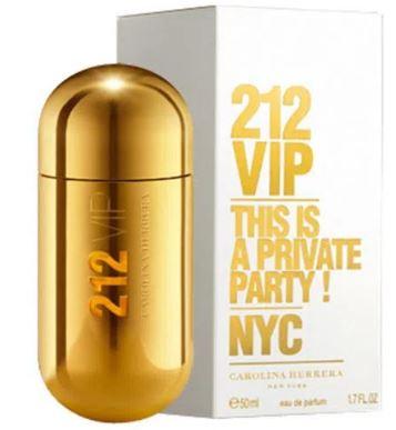 PERFUME 212 VIP NYC 50ML - CAROLINA HERRERA