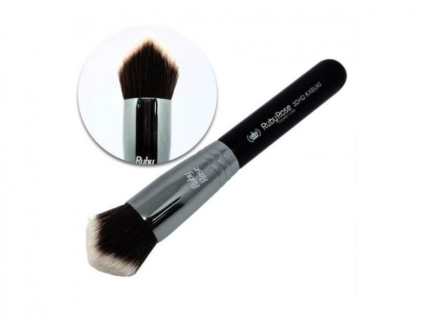 PINCEL KABUKI BRUSH RUBY ROSE