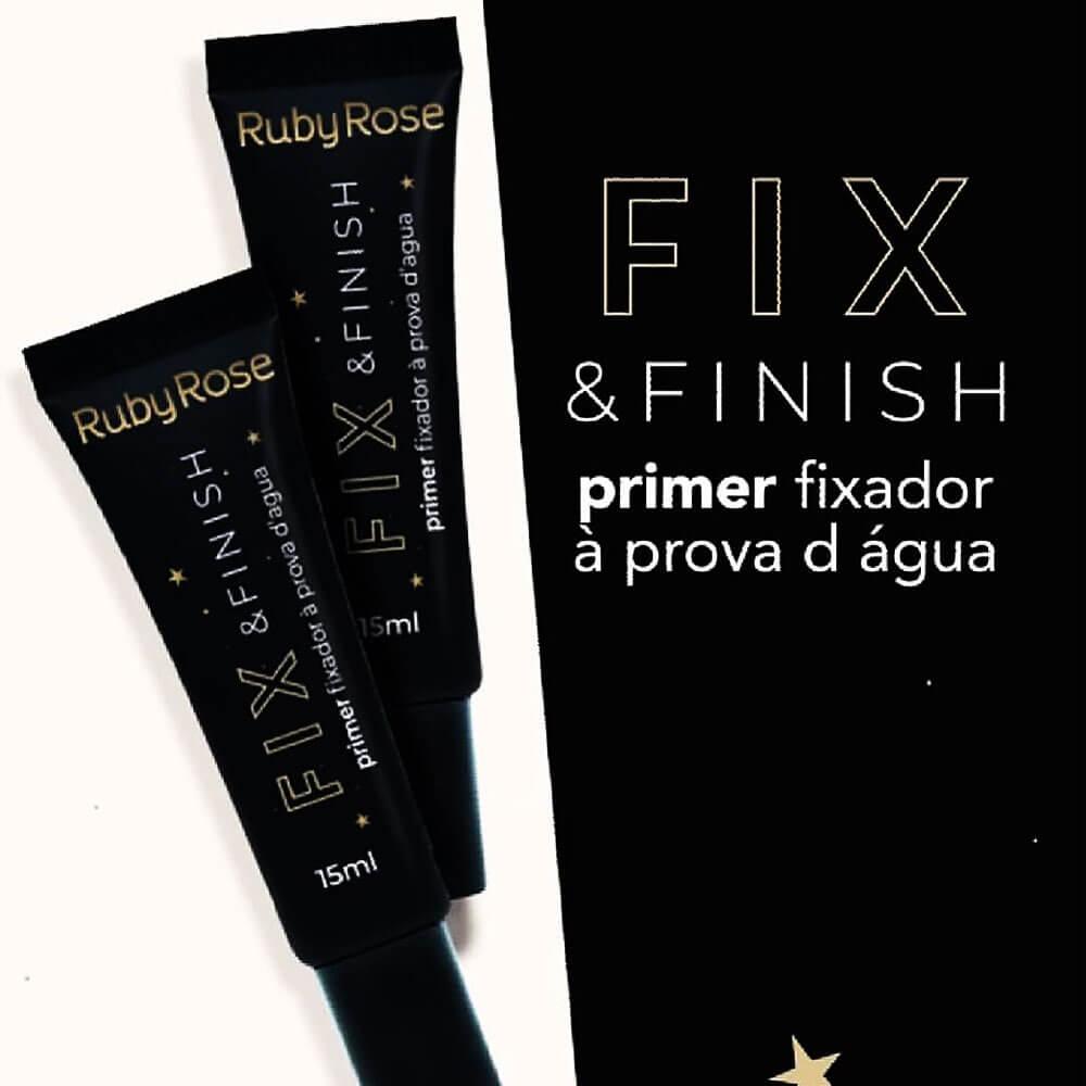 PRIMER FIXADOR À PROVA D'ÁGUA FIX E FINISH