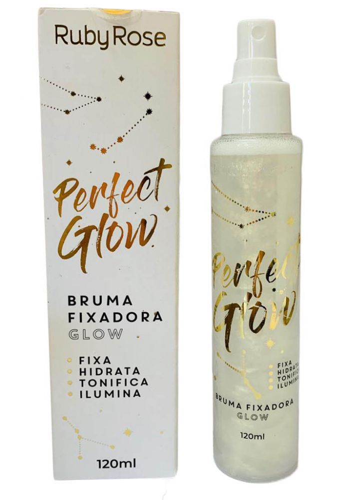RUBY ROSE BRUMA FIXADORA PERFECT GLOW