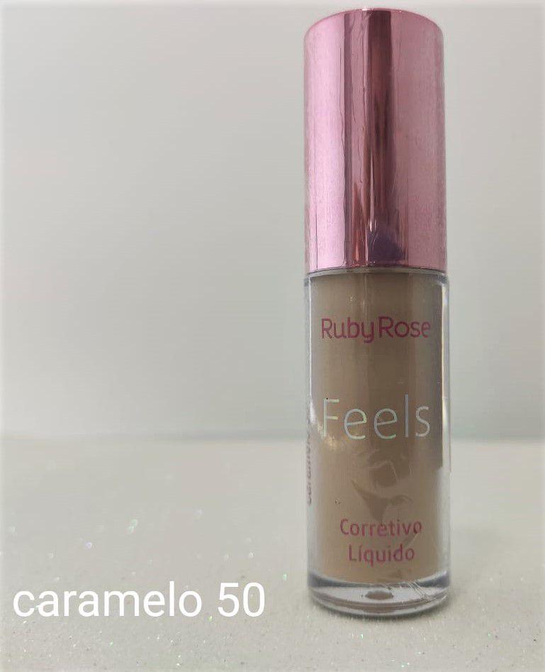 RUBY ROSE FEELS CORRETIVO LIQUIDO - G2